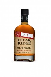 Cedar Ridge Rye Whiskey 70 cl