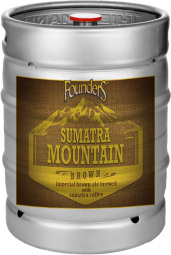 Founders Sumatra Mountain Brown fustage