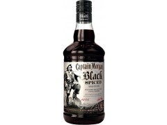 capt morgan black spiced