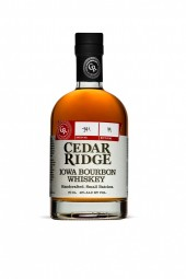 Cedar Ridge Iowa Bourbon Whiskey 70 cl