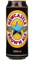 New Castel Brown Ale dase