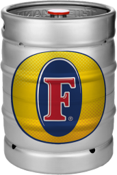 fosters lager fustage