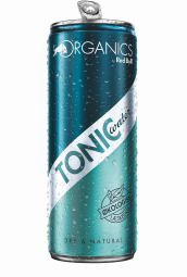 red bull organics tonic water